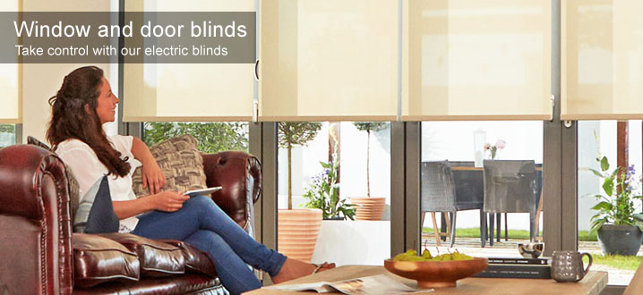 Paxtons window and door blinds