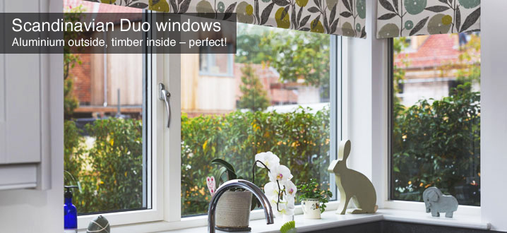 Scandinavian Duo window range