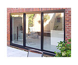 Link to aluminium patio doors