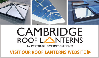 Cambridge Roof Lanterns advert