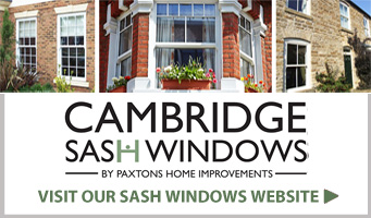 Cambridge Sash Windows advert